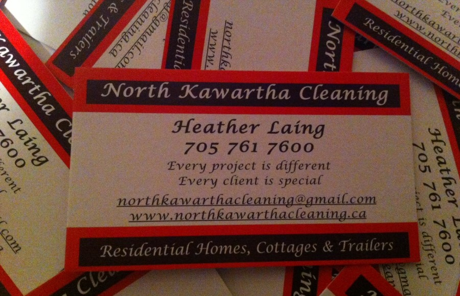 North Kawartha Cleaning
